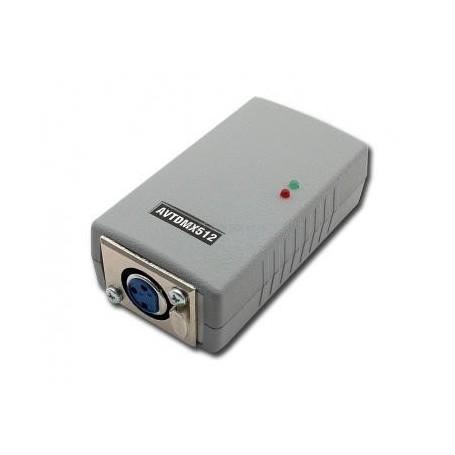 Konwerter AVT USB - DMX512