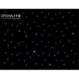 ShowLITE STARDRAPE LED CURTAIN WHITE LED 8x4M