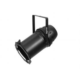 Euolite LED PAR-64 COB 3000K 100 W Zoom bk