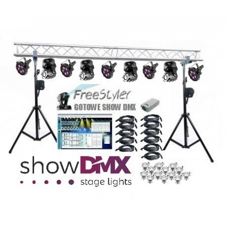 SHOWDMX BASIC PARTY SET- 4