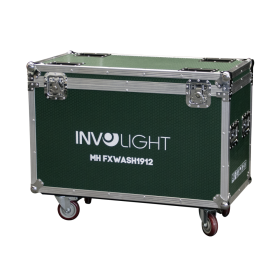 Flight Case MH FXWASH GREEN SERIES