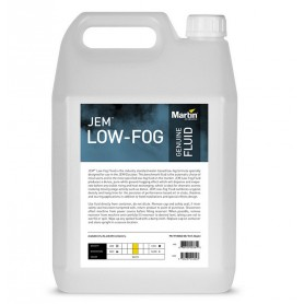 JEM Low-Fog Fluid (B2) 5L