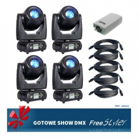 EVOLIGHTS IQ80 V.2 SPOT FS SET
