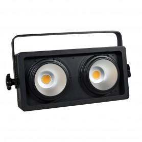 EUROLITE Audience Blinder 2x100W LED COB WW 3200K