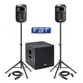 FBT J 8A / SUBLINE 112SA SET aktywny zestaw nagłośnieniowy
