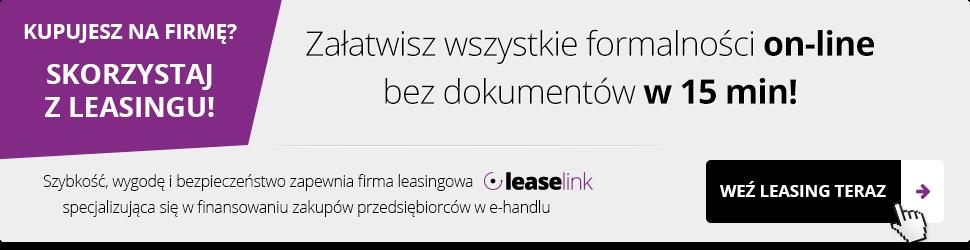 Weź leasing teraz