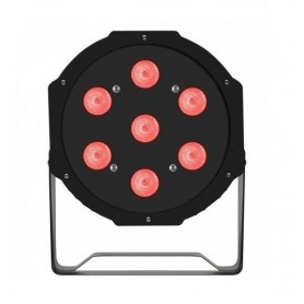 FRACTAL LED PAR 7x9W RGB