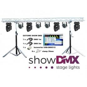 SHOWDMX MIDDLE PARTY SET