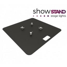 SHOWStand QUA 290 PODSTAWA STALOWA 80X80