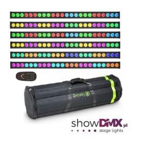 FRACTAL LED BAR 24x3 COVER SET 2