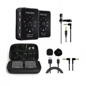 Novox ONE AIR bezprzewodowy system 2.4GHz