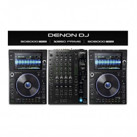 DENON DJ SC6000 PRIME / X1850 SET
