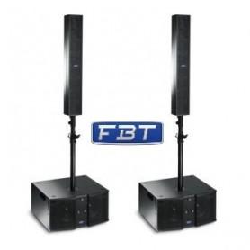FBT Vertus 2xCLA 604A + 2xCLA-208-SA + 2xMSA220 + 2xVTS604 zestaw