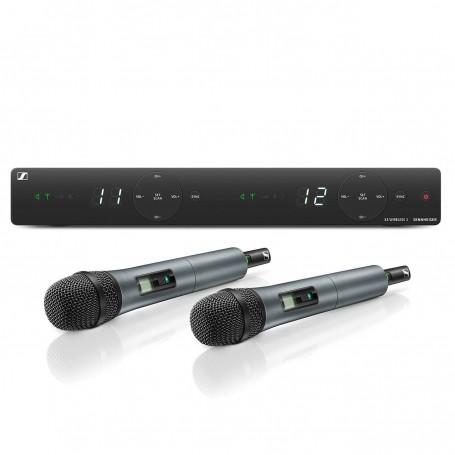 Sennheiser XSW 1-825 DUAL-A zestaw bezprzewodowy wokalowy 548 - 572 MHZ
