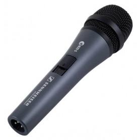 Sennheiser E835 S mikrofon dynamiczny wokalowy kardioidalny z wyłącznikiem