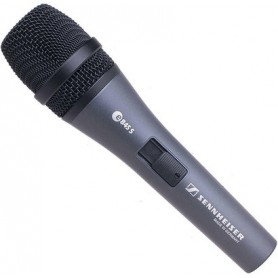 Sennheiser E-845-S mikrofon dynamiczny wokalowy superkardioidalny