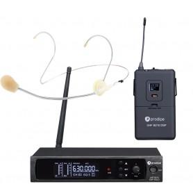 Prodipe HEADSET B210SOLO DSP UHF zestaw bezprzewodowy