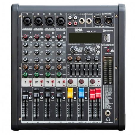 DNA HLC 4 mikser audio 4-kanałowy