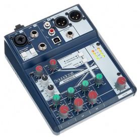 Soundcraft NOTEPAD-5 mikser audio
